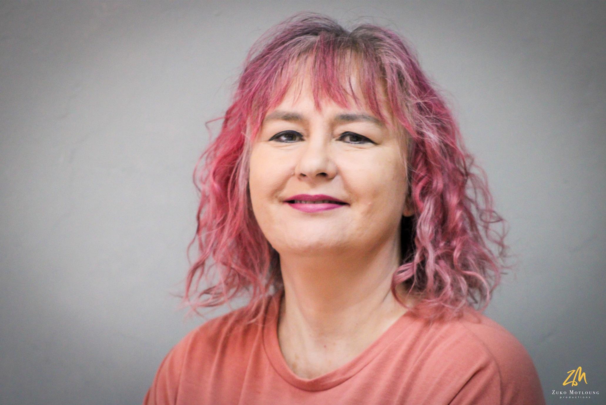 Mrs Angelique van Huyssteen
